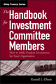 The Handbook for Investment Committee Members: How to Make Prudent Investments for Your Organization (0471719781) cover image