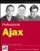 Professional Ajax (0471777781) cover image