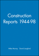 Construction Reports 1944-98 (0632059281) cover image