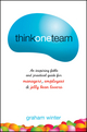 Think One Team: An Inspiring Fable and Practical Guide for Managers, Employees and Jelly Bean Lovers (0731407881) cover image
