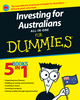 Investing for Australians All-in-One For Dummies (0731408381) cover image