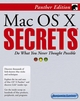 Mac OS X Secrets, Panther Edition (0764542281) cover image