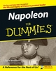 Napoleon For Dummies (0764597981) cover image