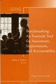 Benchmarking: An Essential Tool for Assessment, Improvement, and Accountability: New Directions for Community Colleges, Number 134 (0787987581) cover image