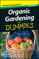 Organic Gardening For Dummies, Mini Edition (1118042581) cover image
