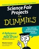 Science Fair Projects For Dummies (1118069781) cover image