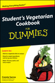 Student's Vegetarian Cookbook For Dummies (1118089081) cover image