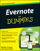 Evernote For Dummies (1118107381) cover image