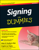 Signing For Dummies, with Video CD, 2nd Edition (1118117581) cover image