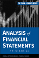 Analysis of Financial Statements, 3rd Edition (1118299981) cover image