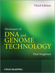 Dictionary of DNA and Genome Technology, 3rd Edition (1118447581) cover image