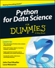 Python for Data Science For Dummies (1118844181) cover image