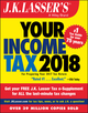 J.K. Lasser's Your Income Tax 2018: For Preparing Your 2017 Tax Return (1119380081) cover image