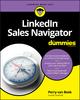 LinkedIn Sales Navigator For Dummies (1119427681) cover image