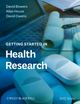 Getting Started in Health Research (1405191481) cover image