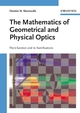 The Mathematics of Geometrical and Physical Optics: The k-function and its Ramifications (3527404481) cover image