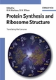 Protein Synthesis and Ribosome Structure: Translating the Genome (3527616381) cover image