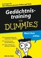 Gedächtnistraining für Dummies (3527642781) cover image