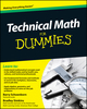 Technical Math For Dummies (0470651482) cover image