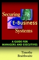Securing E-Business Systems: A Guide for Managers and Executives (0471072982) cover image
