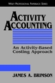 Activity Accounting: An Activity-Based Costing Approach (0471196282) cover image