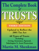 The Complete Book of Trusts, 3rd Edition (0471214582) cover image