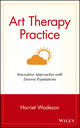 Art Therapy Practice: Innovative Approaches with Diverse Populations (0471330582) cover image