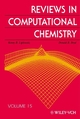 Reviews in Computational Chemistry, Volume 15 (0471361682) cover image