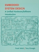 Embedded System Design: A Unified Hardware/Software Introduction (0471386782) cover image