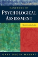 Handbook of Psychological Assessment, 4th Edition (0471420182) cover image