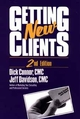 Getting New Clients, 2nd Edition (0471555282) cover image