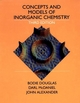 Concepts and Models of Inorganic Chemistry, 3rd Edition (0471629782) cover image