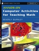 Hands-On Computer Activities for Teaching Math: Grades 3-8 (0471651982) cover image