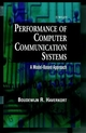 Performance of Computer Communication Systems: A Model-Based Approach  (0471972282) cover image