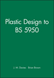 Plastic Design to BS 5950 (0632040882) cover image