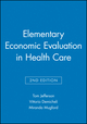 Elementary Economic Evaluation in Health Care, 2nd Edition (0727914782) cover image
