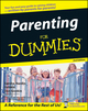 Parenting For Dummies, 2nd Edition (0764554182) cover image