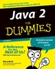 Java 2 For Dummies, 2nd Edition (0764568582) cover image