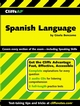 CliffsAP Spanish Language (0764586882) cover image