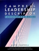 Campbell Leadership Descriptor Facilitator's Guide Package (0787959782) cover image