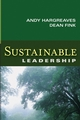 Sustainable Leadership (0787968382) cover image