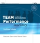 Team Performance Inventory: A Guide for Assessing and Building High-Performing Teams, Facilitator's Guide Set (0787986682) cover image