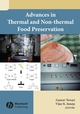 Advances in Thermal and Non-Thermal Food Preservation (0813829682) cover image