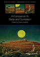A Companion to Dada and Surrealism (1118476182) cover image