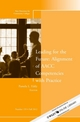 Leading for the Future: Alignment of AACC Competencies with Practice: New Directions for Community College, Number 159 (1118552482) cover image