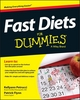 Fast Diets For Dummies (1118775082) cover image