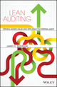 Lean Auditing: Driving Added Value and Efficiency in Internal Audit (1118896882) cover image