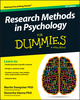 Research Methods in Psychology For Dummies (1119035082) cover image