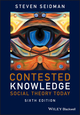 Contested Knowledge: Social Theory Today (1119167582) cover image