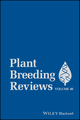 Plant Breeding Reviews, Volume 40 (1119279682) cover image
